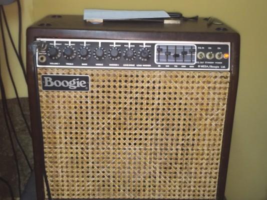Cambio Mesa Boogie Mark II b por ampli de bajos también venta