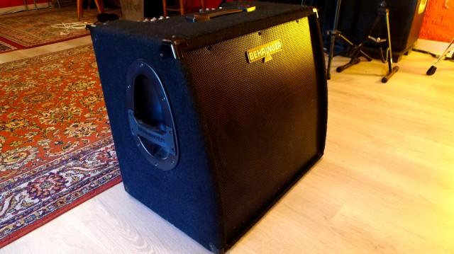 Ampli Behringer Ultratone K3000 FX