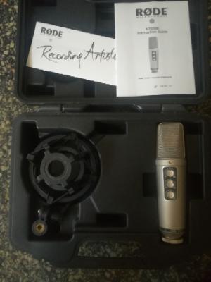 microfono RODE NT2000
