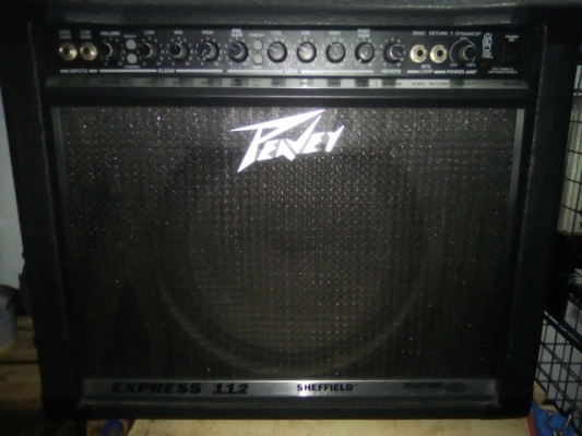 Amplificador Peavey Express 112.