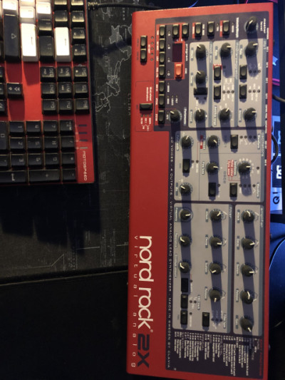 Vendo Nord rack 2x