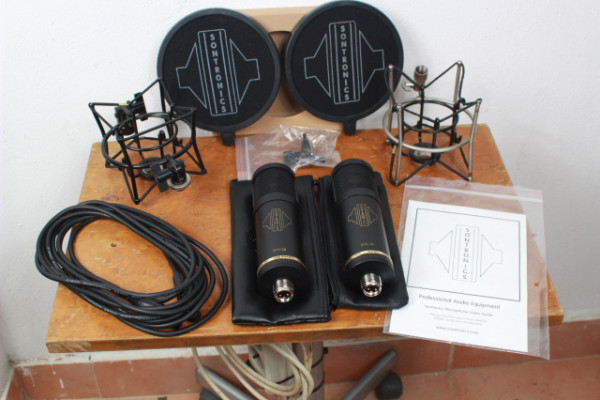 2x Sontronics STC20 Pack
