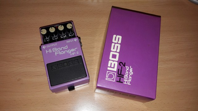 Pedal Boss HF-2