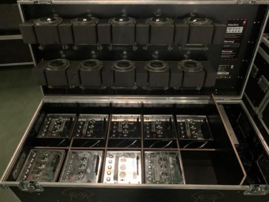 Focos wireless con batería Ape Labs