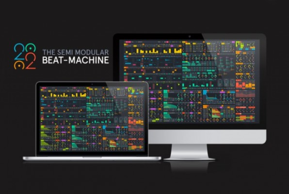 2020 Semi Modular Beat Machine