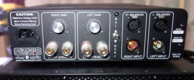 Amplificador ClassDaudio sds-440c