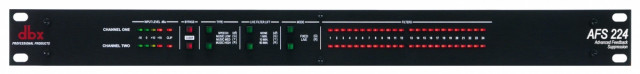 DBX AFS224 - Advanced Feedback Suppression Processor