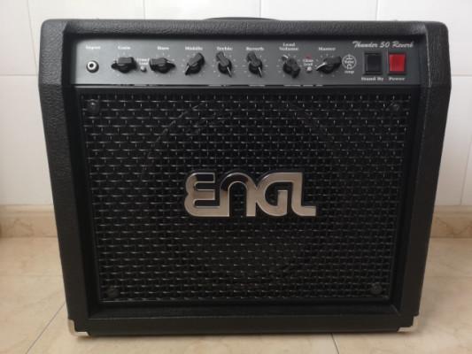 Amplificador ENGL Thunder 50 Reverb Combo