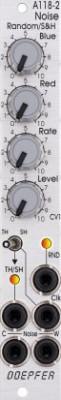Modulos EURORACK -MAKE NOISE - Telharmonic & Doepfer A-118-2  (Noise / Random / T&H / S&H  )
