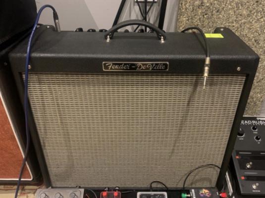 Fender Hot Rod Deville 2x12