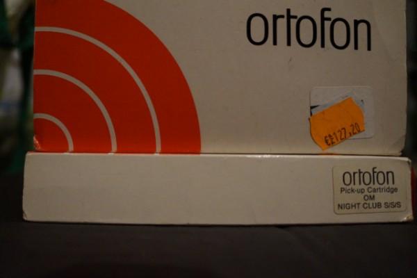 Ortofon OM Night Club Pick-up Cartridge