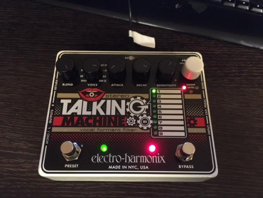 Electro Harmonix Talking Machine. Envio incluido