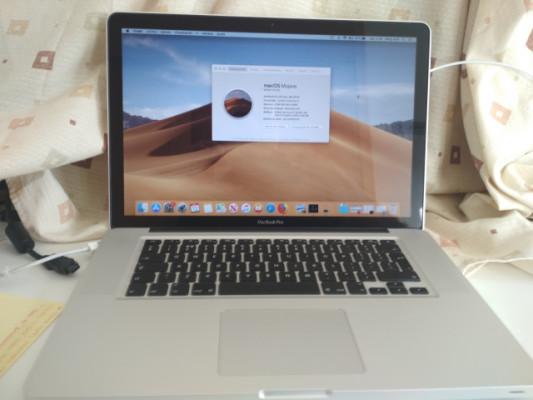 Macbook Pro Unibody mid 2012 (9,1) i7 8GB 128 SSD+ 750 HDD