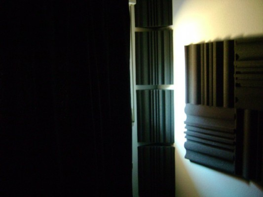 Cortina Acústica (5x3m)