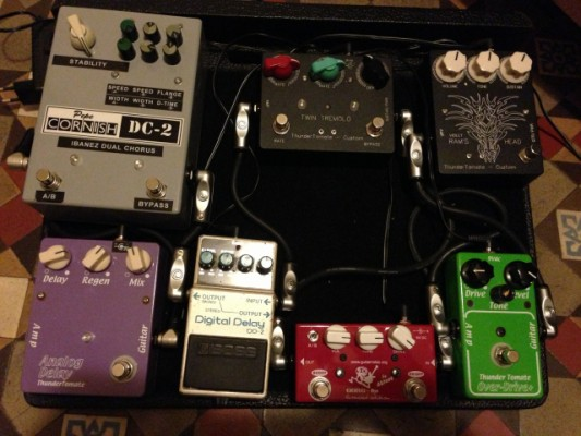 Analog Delay de Thundertomate (650 ms + dark)