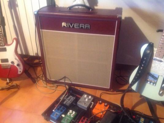 Amplificador Rivera Quaiana  4X10.