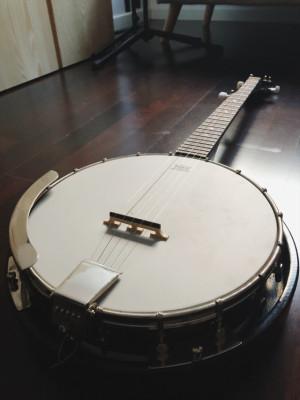 [Reservado]Pack banjo Fender FB-300