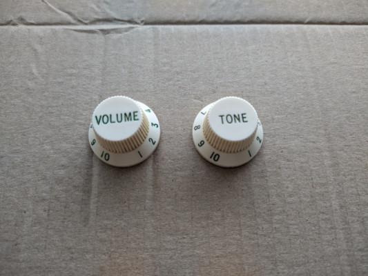 ENVÍO INCLUIDO - embellecedores potenciómetro Yamaha Rgx 421dm año 95
