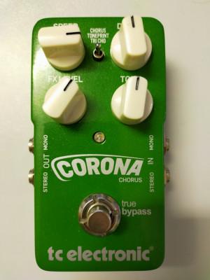 Chorus corona Tc electronic