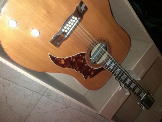 Guitarra 12 cuerdas Egmond 60s