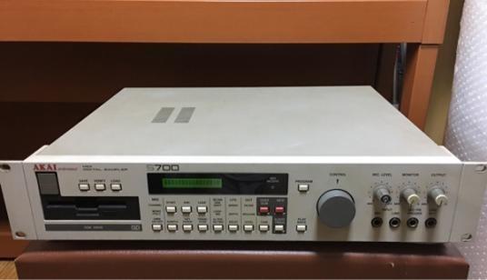 Akai S700 Sampler