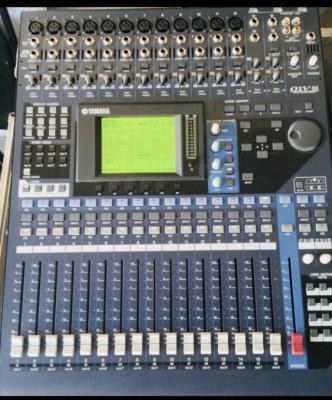 Mesa Sonido Yamaha 01v96