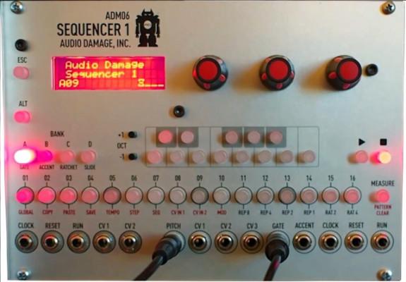 ADM06 eurorack (modular)