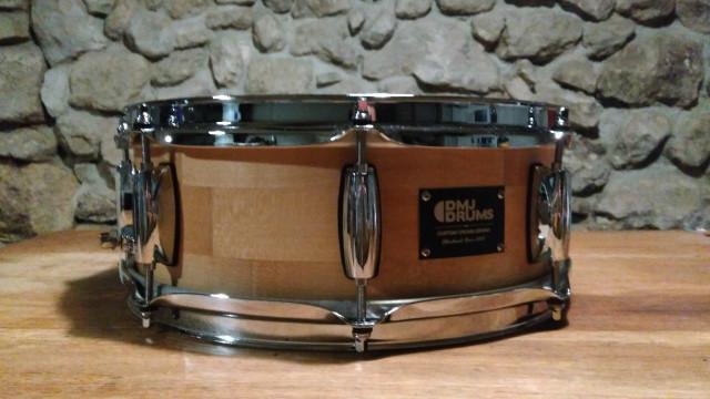 """Caja 13 x 5"""" - DMJ Custom Drums - Arce - Segment"""