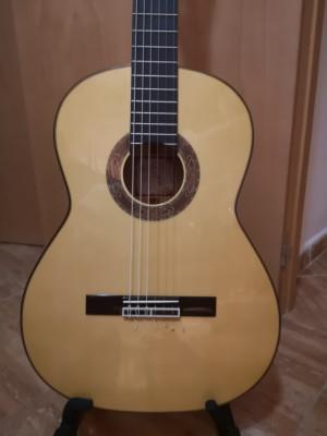 Guitarra flamenca Prudencio Sáez Paredes