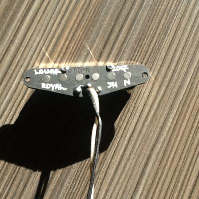 Pastilla Lollar Royal T Neck para Telecaster