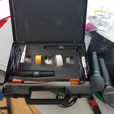 C-Ducer CQS-8P especial instrumentos de cuerda