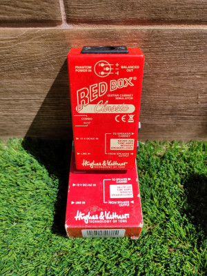 Hughes and Kettner Red Box Classic