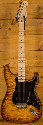 Fender 2017 Ltd Mahogany American Pro Strat Violin Burst
