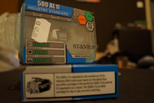 Stanton 500 AL II (Gastos de envío certificados incluidos)
