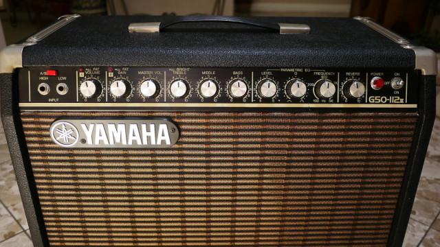 YAMAHA G50-II