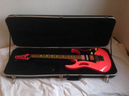 €2990/$3530 *Extremely Rare* Ibanez JEM 777 SK - 1989