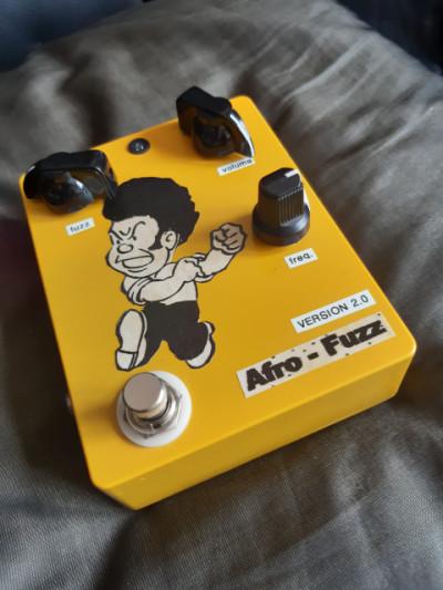 Colección de pedales FUZZ DIRTY BOY -- 270 - 370
