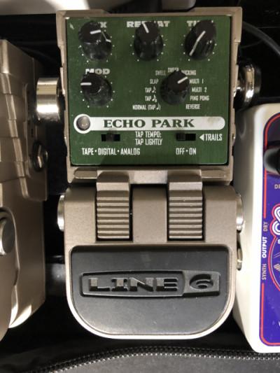 Line6 Echopark