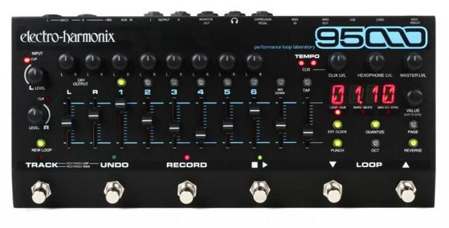 Looper Electro harmonix 9500