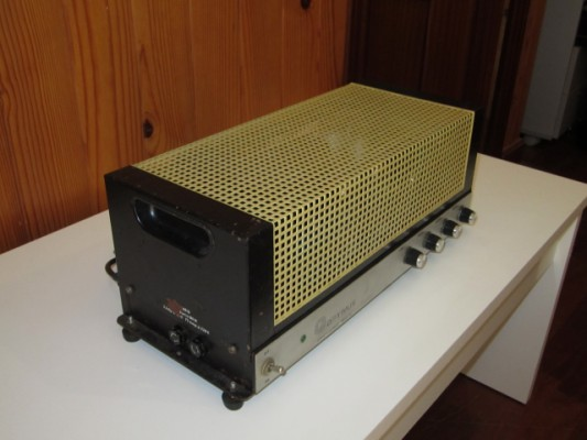 Amplificador de válvulas 1968 (60W)
