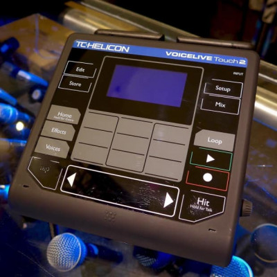 TC Helicon VOICELIVE TOUCH 2 (NUEVO)