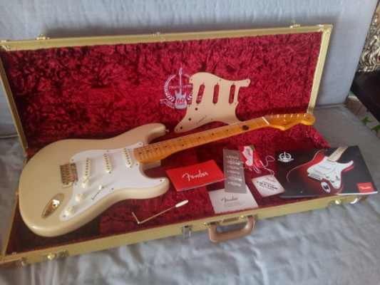 Fender Stratocaster Classic Player 50's 60th anniversary