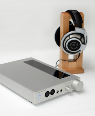 Auriculares SENNHEISER HD 800 + amplificador SENNHEISER HDVD 800