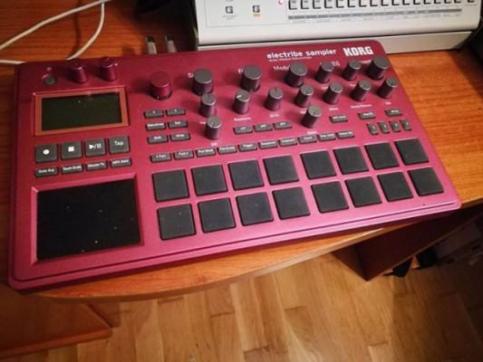 Vendo Korg Electribe 2 sampler