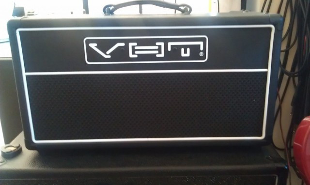 VHT Special 6 Ultra Head + Palmer 1x12 Celestion Vintage 30