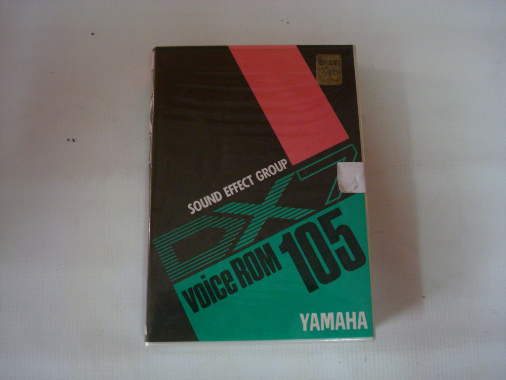 Yamaha dx7 Voice rom 105 de segunda mano por 60 € en Valencia