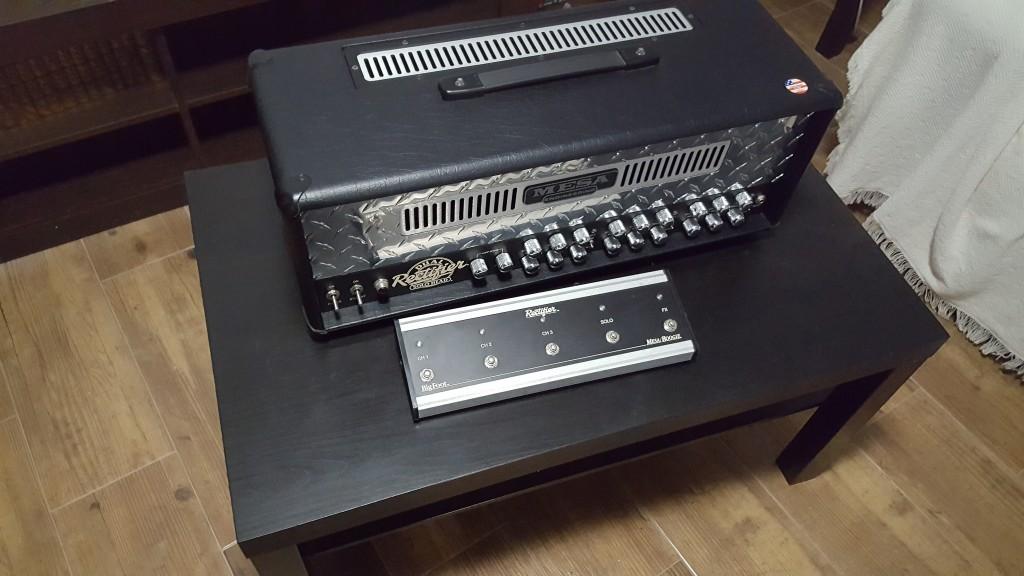 Vendo mesa boogie dual rectifier en c rdoba for Amplificadores mesa boogie