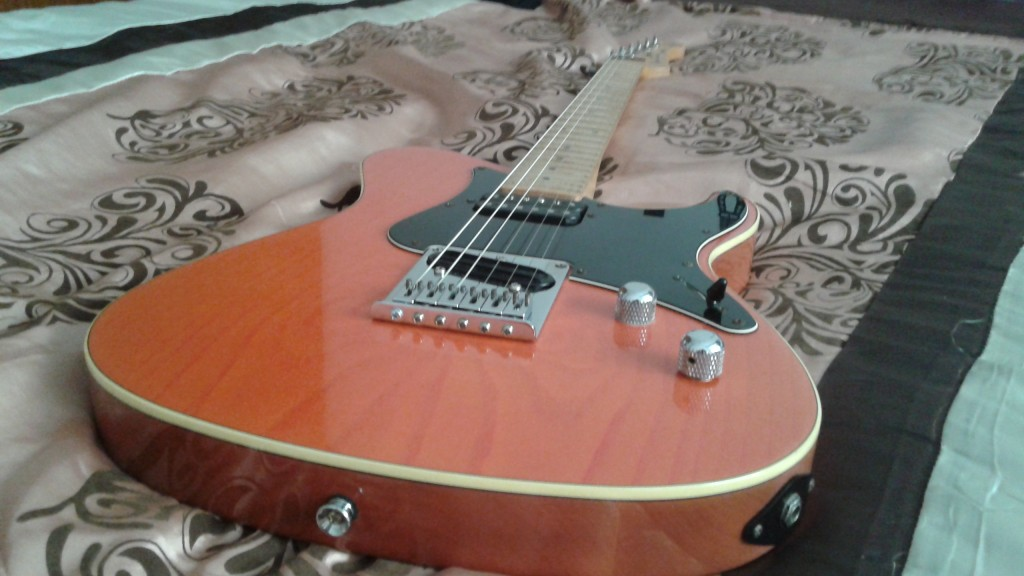 Guitarra Yamaha Mike Stern