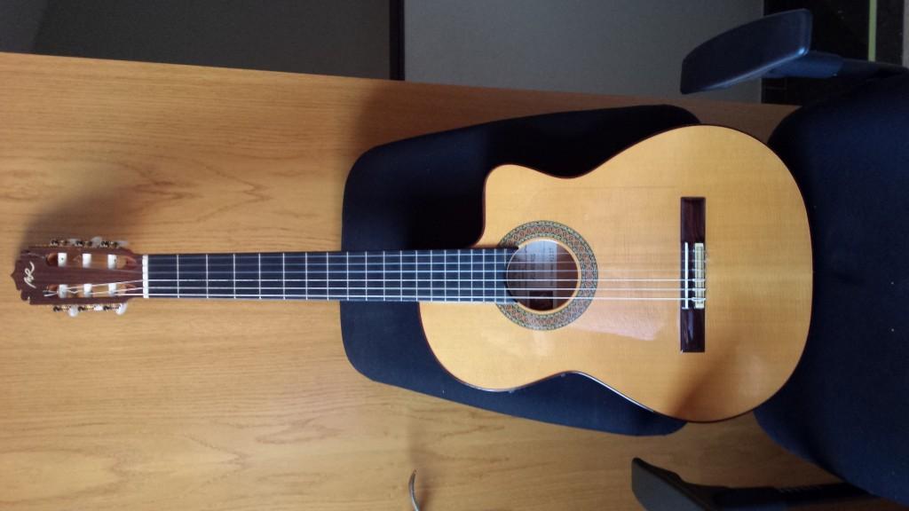 Vendo guitarra manuel rodriguez e hijos mod b cut for Guitarras barcelona