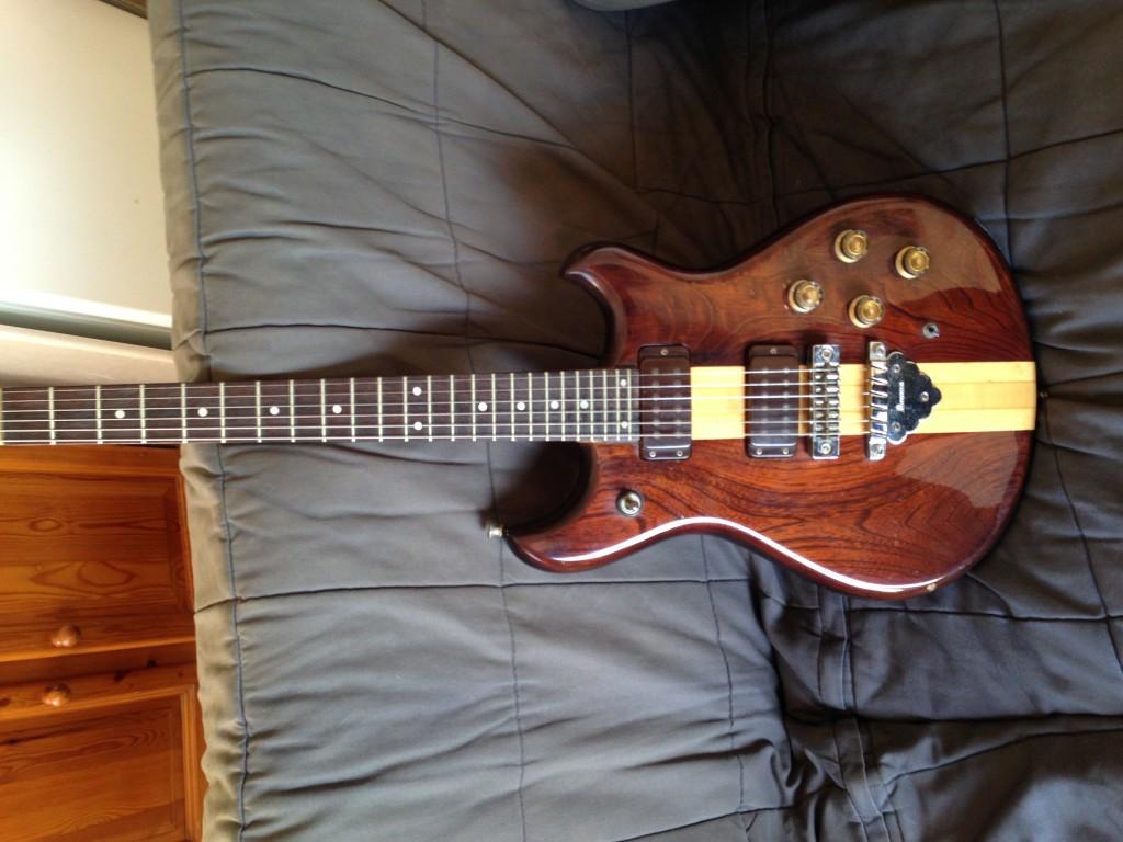 Vendo guitarra vintage ibanez musician mc350ds en for Guitarras barcelona